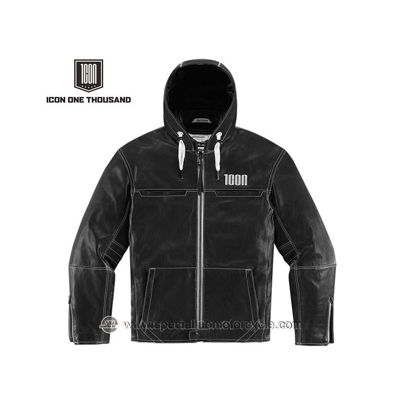 Icon The Hood Black