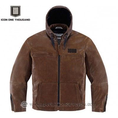 Icon The Hood Brown