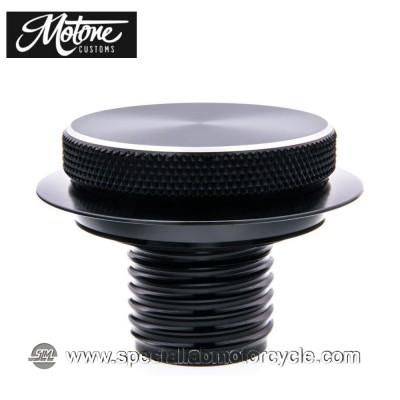 Tappo Serbatoio Motone Custom per BMW Black