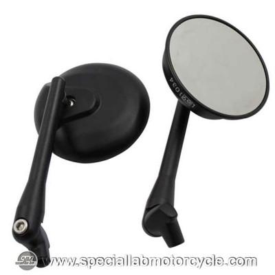 Specchietti Retrovisore Adjustable Stem Mirror Set