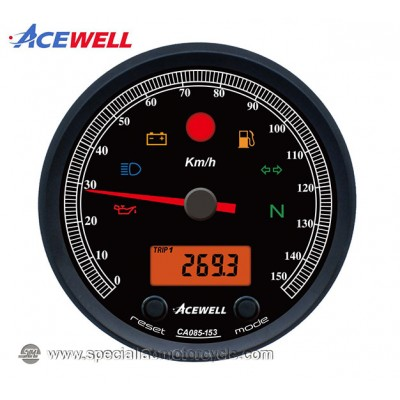Strumento Multifunzione Analogico Digitale Acewell CA085-153/213/263-AS/AC