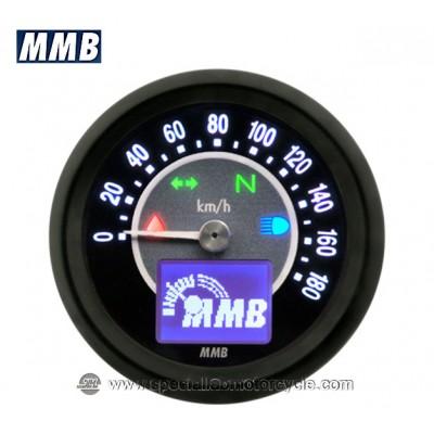 Contachilometri Elettronico MMB 48 Target