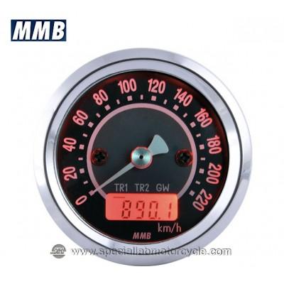 Contachilometri Elettronico MMB 48 Target Design