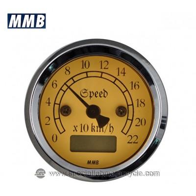 Contachilometri Elettronico Vintage MMB 48 Retrò