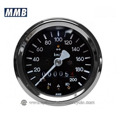 Contachilometri Meccanico BASIC MMB 60 con Spie