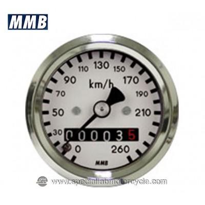 Contachilometri Meccanico BASIC MMB 60