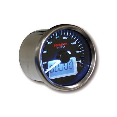 Contachilometri Elettronico Koso GP Luce Blu 160Km/h