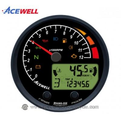 Strumento Multifunzione Analogico Digitale Acewell MA085 TypeX54