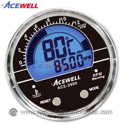 Contagiri Elettronico Acewell ACE 2900 Series