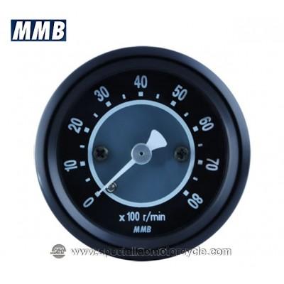 Contagiri Elettronico MMB Target 48mm