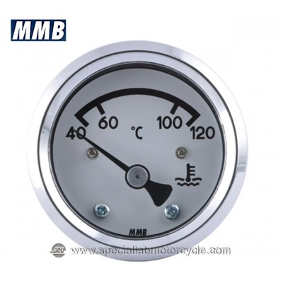 MMB BASIC INDICATORE TEMPERATURA ACQUA 48mm 40/120°