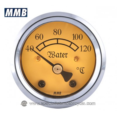 MMB RETRO' INDICATORE DI TEMPERATURA ACQUA 48mm 40-120°