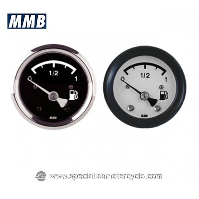 MMB BASIC INDICATORE LIVELLO CARBURANTE 48mm