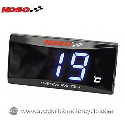 Indicatore Temperatura Olio Acqua Digitale Koso