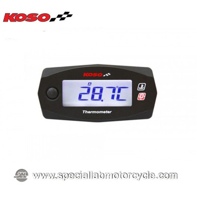 Koso Misuratore di Temperatura Digitale Mini 4