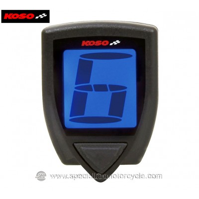 Indicatore Marce Digitale Koso Gear