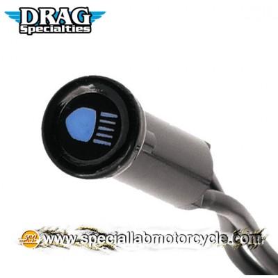 Custom Indicator Led Abbaglianti Drag Specialties 8mm