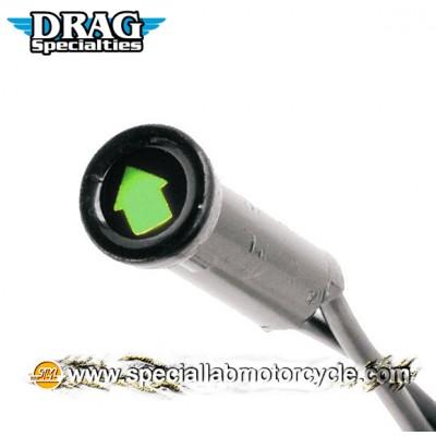 Custom Indicator Led Frecce Drag Specialties 8mm