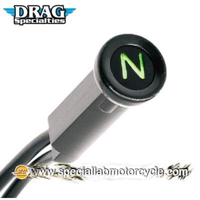 Custom Indicator Led Neutro Drag Specialties 8mm