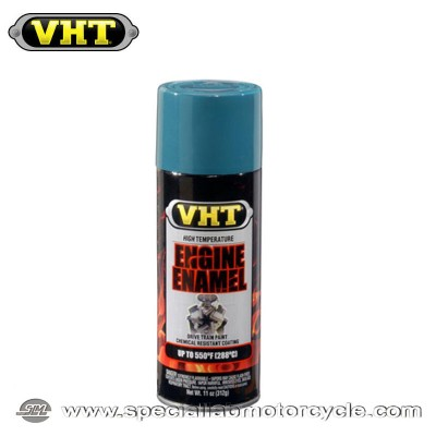 VERNICE ALTA TEMPERATURA VHT PER BLOCCO MOTORE EARLY CHRYSLER BLUE