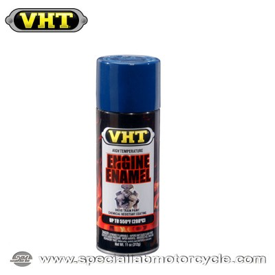 VERNICE ALTA TEMPERATURA VHT PER BLOCCO MOTORE COMPETITION FORD BLUE