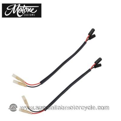 Cavi adattatori Motone Custom per Indicatori di direzione Triumph