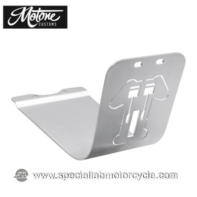 Motone Custom Piastra Paramotore Triumph
