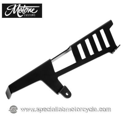 Motone Custom Paracatena a Taglio Angolare per Triumph