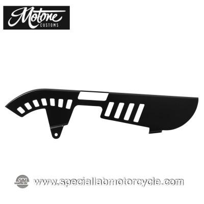 Motone Custom Paracatena a Taglio Tondo per Triumph