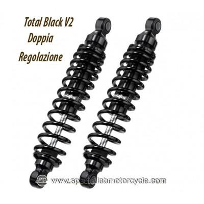 Ammortizzatori Bitubo Posteriori +10mm per TRIUMPH BONNEVILLE / T100 2001-2008 BONNEVILLE EFI/ T100 EFI 2008-2015 Doppia Regolaz