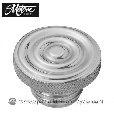 Motone Custom Tappo Serbatoio Benzina Triumph Models
