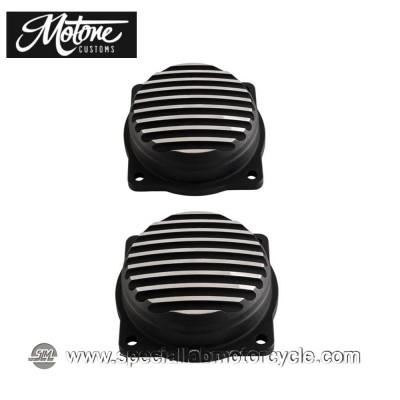 Motone Custom Cover Carburatore Triumph Contrast Cut
