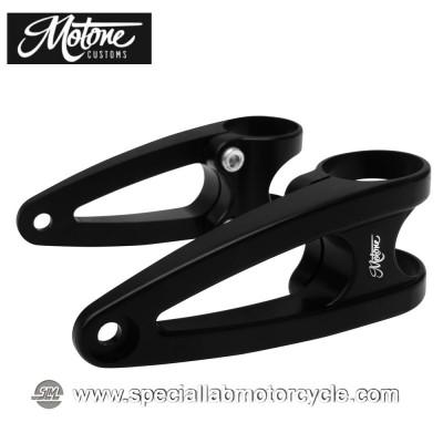 Motone Custom Staffe Reggifaro per modelli Triumph