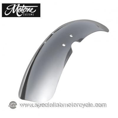 Motone Custom Parafango Anteriore Raceblade Alluminio Lucidato Triumph