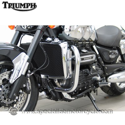 Paramotore Fehling Triumph Rocket 3 Roadster