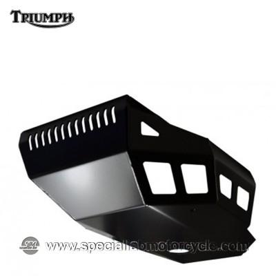 Piastra Paramotore Ibex per Triumph Tiger Explorer 1200 Black