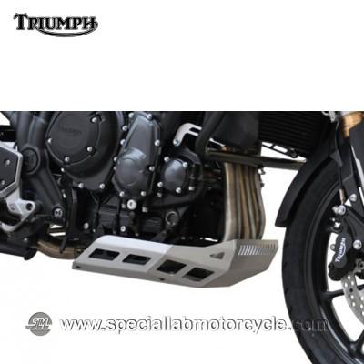 Piastra Paramotore Ibex per Triumph Tiger Explorer 1200 XC Silver
