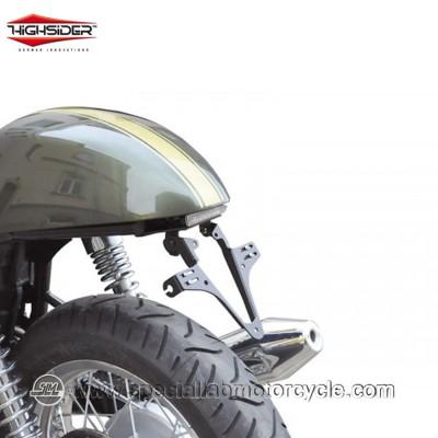 Portatarga moto Highsider Triumph 900 Thruxton Bonneville 2005 - 2015