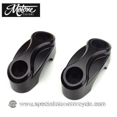 Motone Custom Riser per Triumph Models