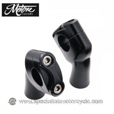 "Motone Custom Kit Up-And-Over Riser per Triumph Models 7/8"" 22mm"