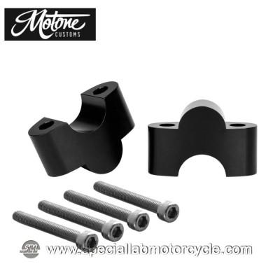 Motone Custom Riser Clamp per Triumph Models