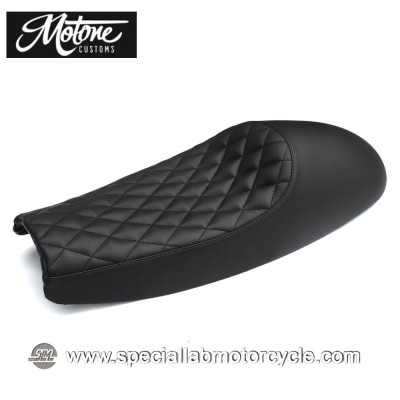 Motone Custom Sella Bonneville Dual Seat Cafè Racer Triumph