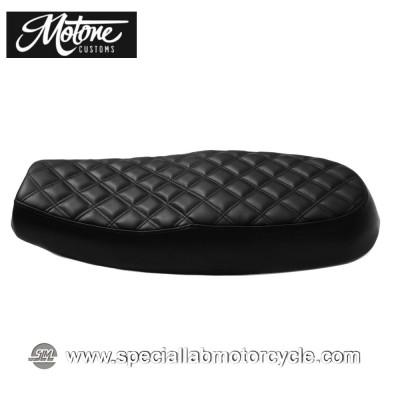 Motone Custom Sella Bonneville Dual Seat Diamond Triumph