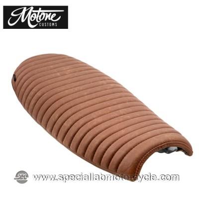 Motone Custom Sella Bonneville Skinny The Krait Rare Earth