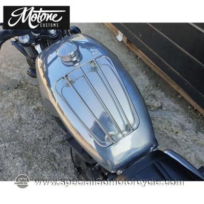 Motone Custom Portapacchi da Serbatoio
