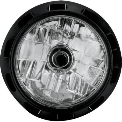PERFORMANCE MACHINE HEADLIGHT APEX BLACK OPS 5-3/4
