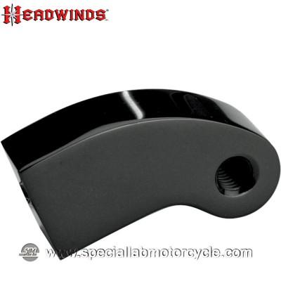 HEADWINDS ADATTATORE FARO ANTERIORE DROP BLACK 3/4