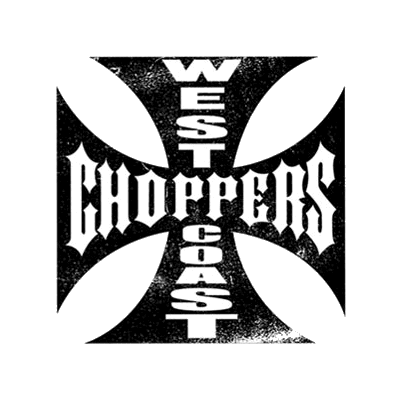Bandana West Coast Choppers Skull 13