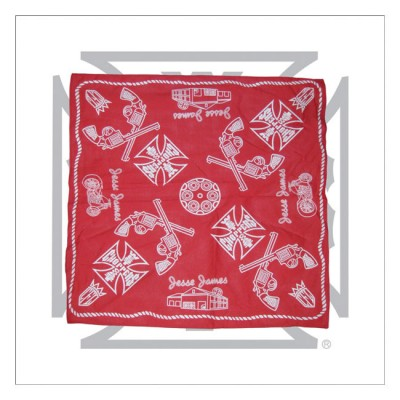 Bandana West Coast Choppers Red