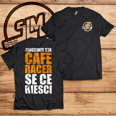 T-Shirt Moto SLM Mood Cafe Racer